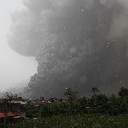 Flow Force Indonesia: Sinabung.com
